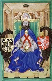 Výsledek obrázku pro karel iv korunovace