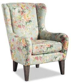 Best Home Furnishings Lorette Wingback Chair Best Home Furnishings
