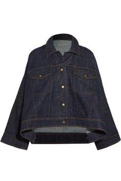 KENZO - Denim Jacket - Dark denim