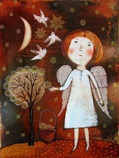 Pinzellades al món: Anna Silivonchik