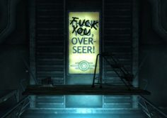 fallout 3 fuck you overseer - Google Search