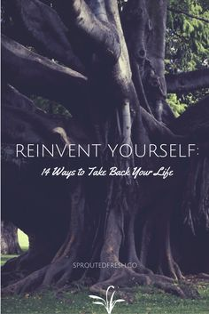 Reinvent Yourself: 14 Ways to Take Back Your Life