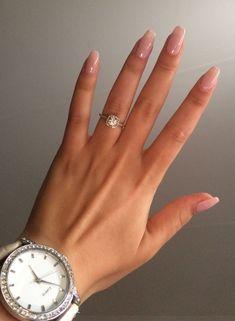 Cute Acrylic Nails 645633296567523878 - Naked pink coffin nails – Source by gabybrd Neutral Nails, Nude Nails, Pink Gel Nails, Blush Nails, Pointy Nails, Ombre Nail, Red Nail, Shellac Nails, Hair And Nails