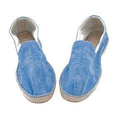 55mulberry.com - Women: SOL | Blue Espadrilles