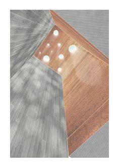 Design project for an elephant house at a regional safari park. -Light Well-  Simon Cadle