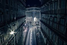 Into the night by Gonçalo Motta on 500px