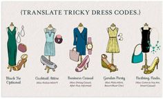 Southern Charm Tip #132: Translate Tricky Dress Codes