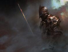 ArtStation - Dark Souls fan art, Felix Ortiz