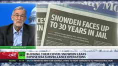 'Snowden should have been Time's Person of 2013' - former CIA officer