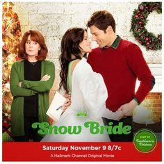 Hallmark Christmas Movies | Snow Bride - Hallmark Channel Christmas Movie