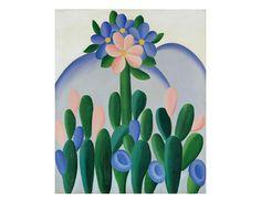 Tarsila do Amaral | Pau Brasil 1924 - 1928 - MANACÁ, 1927, óleo sobre tela, 76x63,5 cm, (P094), Coleção Simão Mendel Guss, SP, SP