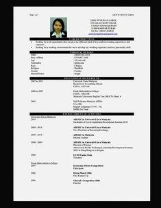 Http://information Gate.net/resume Letter/graduate