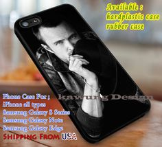 Aaron Paul Breaking Bad iPhone 6s 6 6s  6plus Cases Samsung Galaxy s5 s6 Edge  NOTE 5 4 3 #movie #BreakingBad dl3