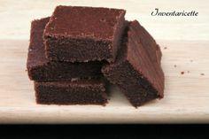 I Brownies alla Nutella - Senza Uova e Senza Glutine sono una variante leggera ma molto gustosa dei classici brownies che però prevedono l'utilizzo di burr