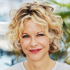 Meg Ryan's Changing Looks - 2012 from InStyle.com