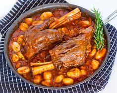 Lamb can sometimes be an intimidating meat to prepare but my braised lamb shanks are so simple to make, you'll feel like a master chef at home! The tender and flavorful lamb shanks are braised in a tomato sauce made with wine, garlic and fresh Italian herbs. To make it a meal, toss the tomato sauce […]
