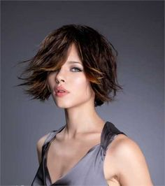 Pics of Trendy Short Haircuts