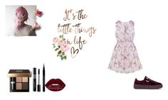 fashion styling project by ioannaelli on Polyvore featuring Puma, Bobbi Brown Cosmetics, Givenchy, Christian Dior and Lime Crime
