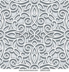 Grey vector background, lace texture, seamless pattern in neutral color Feather Background, Background Vintage, Christmas Background Vector, Vector Background, Free Vector Images, Vector Free, Curtains Vector, Jewelry Frames, Floral Pattern Vector