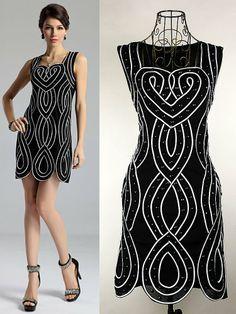 Wholesale evening dress, Elegant Good Quality Striped Tank Black Dress, evening dresses,Free Shipping 661 $14.99