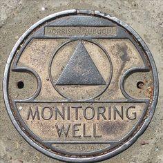 Smaller manhole cover. #manhole #cover #lid #urban