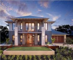 View Over 80 new home designs ranging from single  double to duplex houses   Compare our designs online to find your dream home Facades   Single Storey   House Plans   Home Designs   Custom Home  . Single Home Designs. Home Design Ideas