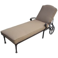 190 international caravan wave adjustable chaise lounge