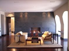 Custom Fireplace Design Ideas, Pictures, Remodel, and Decor - page 55