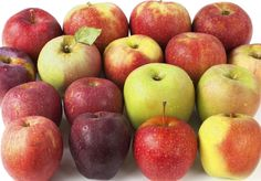 Apples come in more than 7,500 varieties. Here's some interesting history and food for thought about each of these wholesome, locally grown varieties.