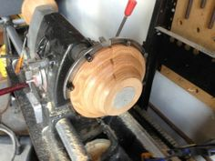 Turning Bowls From A Board On Your Shopsmith