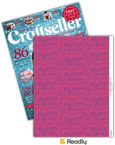 Suggestion about Craftseller Xmas 2015 page 56