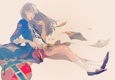 pomodorosa • Posts Tagged 'illustration'