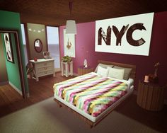 <3 would be great for a loft apartment