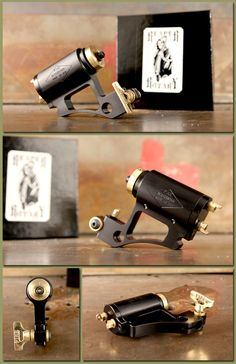 tattoo machines : Mike Pike Reaper Rotary