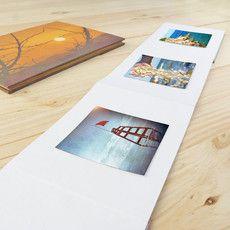 Photo album accordion format  /  Album de fotos en formato acordeón