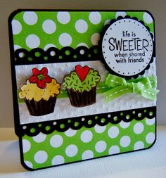 Life is Sweeter... - Scrapbook.com created by Lisa Young