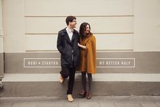 My Better Half - Featuring @Rubi Jones and her husband Stanton. | LOVE the concept
