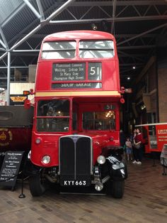 Transport Museum, London Transport, Routemaster, London Bus, Bus Station, Buses, Travel Style, 1940s, Transportation