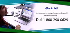 To Know more about QuickBooks restore a backup of your company files Call QuickBooks Support Number USA on their toll-free number Filing, Restore, Restoration, Number, Usa, Free, America
