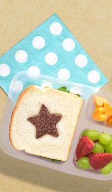 11 ideas for fun school lunches - Don't get stuck in a lunchtime rut. Pack these fun school lunches that your kids will love.