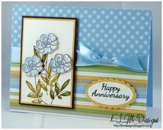 Stampin' Up! Botanical Blooms