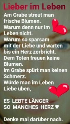 ...Lieber im Leben...❤❤❗