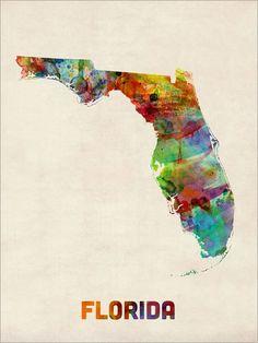 Anna Maria Island Map Pillow Cover Florida Pillows Bradenton Beach