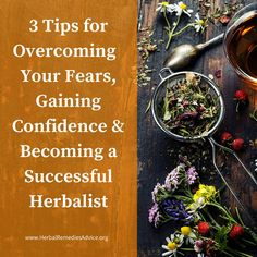 What I've decided to do in this article is to share the top 3 biggest challenges for herbalists as well as some solutions to overcoming them.