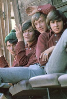 The Monkees! I had 2 of their albums and always watched the show.. some of it was really funny .. some was just plain bad. Even though Davey was the heartthrob.. I really liked Mike too!