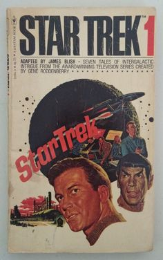Star Trek 1 -- Adapted by James Blish