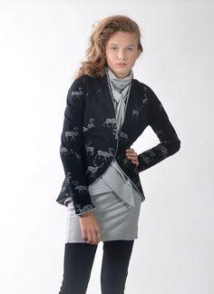 sako sob - oboustranné – MOLO7 Winter Jackets, Blazers, Fashion, Winter Coats, Moda, Winter Vest Outfits, Fashion Styles, Blazer, Fashion Illustrations