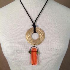 #artisanjewelry #handcraftedjewelry #statementjewelry #brassjewelry @metallocraft