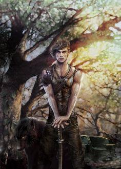 Richard The wolf king by *fuchsiart on deviantART
