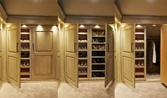 Great closet area